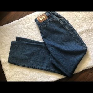 Vintage High Waisted Boot Cut Lawman Jeans 7